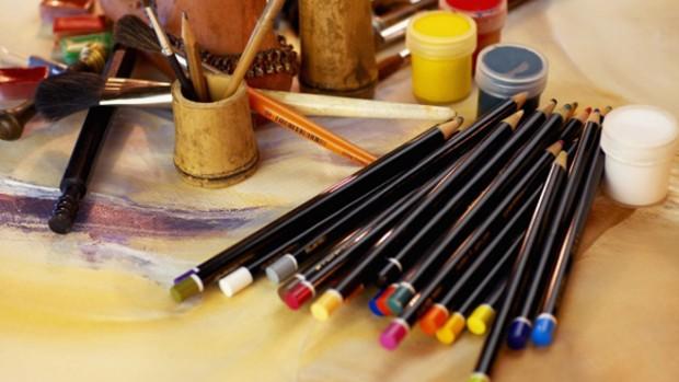 Рисование помогает людям бороться со стрессом