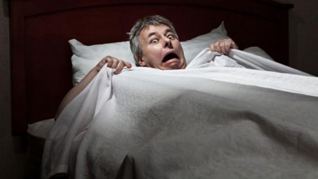 Ночные кошмары могут стать причиной суицида