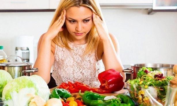 Овощи и фрукты защитят пожилых людей от депрессии
