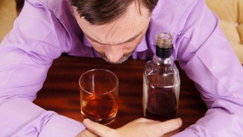 Стресс приводит к увеличению потребления алкоголя