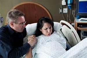 Гипноз поможет девушкам легче родить