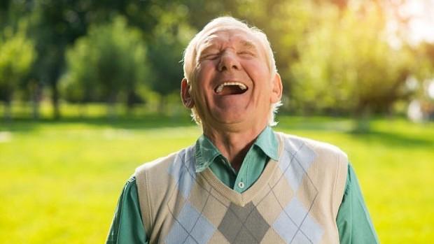 Смех над самим собой полезен для здоровья