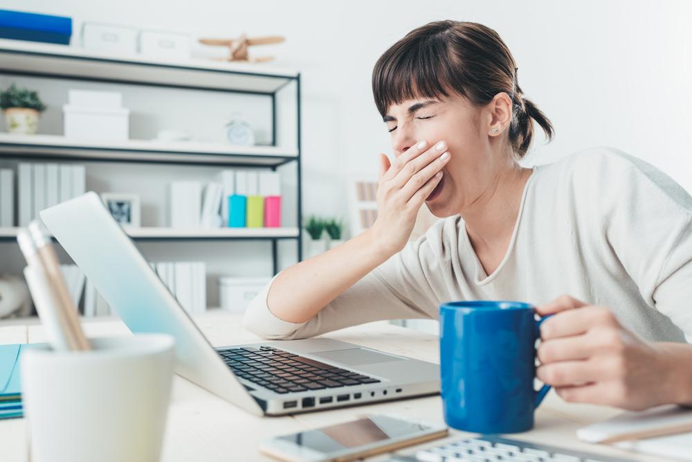 Сон менее шести часов ухудшает работоспособность (даже если вам так не кажется)