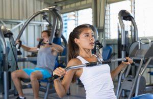 Силовые упражнения хорошо лечат депрессию