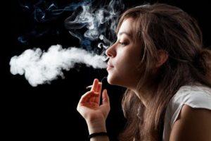 Курильщики чаще страдают от психозов