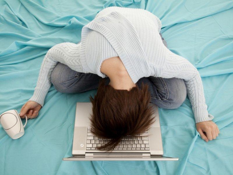 Как быстро справиться с усталостью
