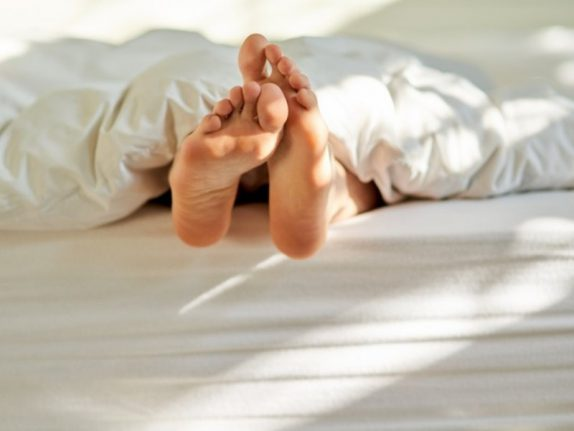 Тяжелые одеяла помогут избавиться от стресса и отдохнуть