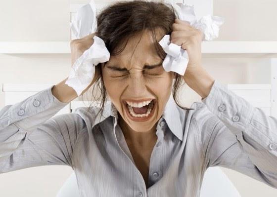 Сдерживание негативных эмоций грозит хроническим стрессом