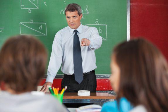 Быть учителем – это очень сложная работа