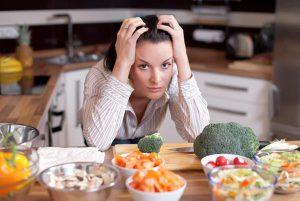 Еда как средство от депрессии и мигрени