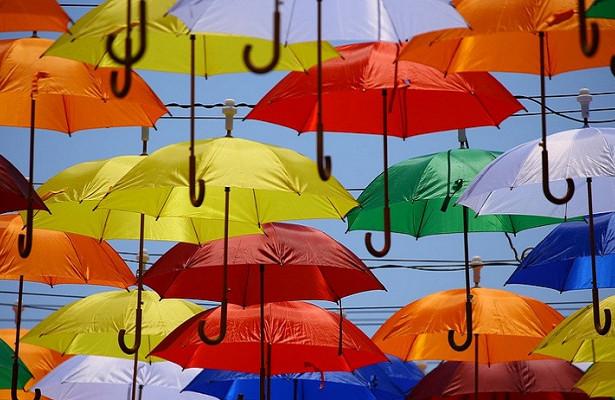 Депрессию можно вылечить с помощью зонта