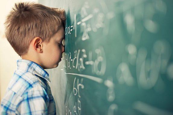 Отсутствие интереса девочек к математике является в большей степени психологической проблемой