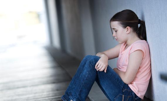 Дошкольники часто страдают депрессией