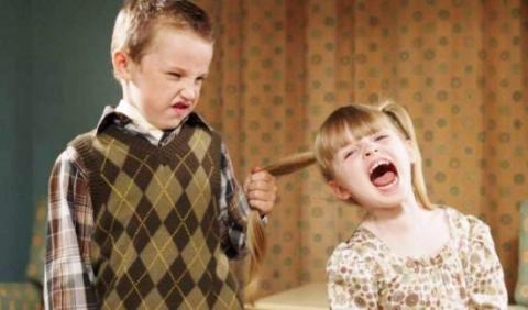 Каждый сотый ребенок может вырасти психопатом