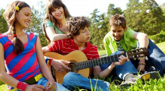Подростки из зеленых районов реже страдают от депрессий