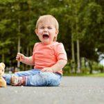 Малыши тоже страдают от послеродовой депрессии