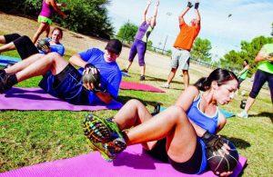 Спорт поможет справиться со стрессом