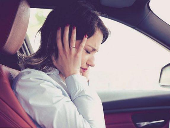 Проживание рядом с шоссе быстро приводит к депрессии