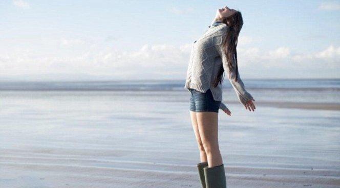 Свежий воздух эффективно повышает уверенность в себе
