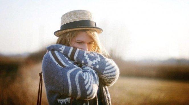 Нагревание тела быстро избавляет от депрессии