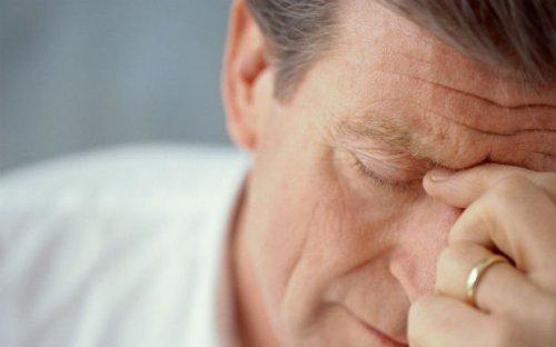 Причиной странной депрессии может быть опухоль мозга