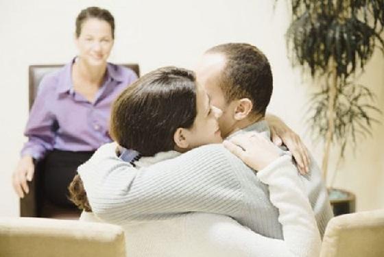 Психотерапия поможет сохранить семью