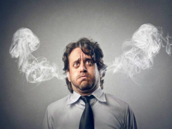 Стресс уменьшает мозг и снижает интеллект