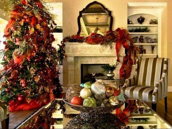 Ради счастья дом нужно наряжать к Новому году уже сейчас