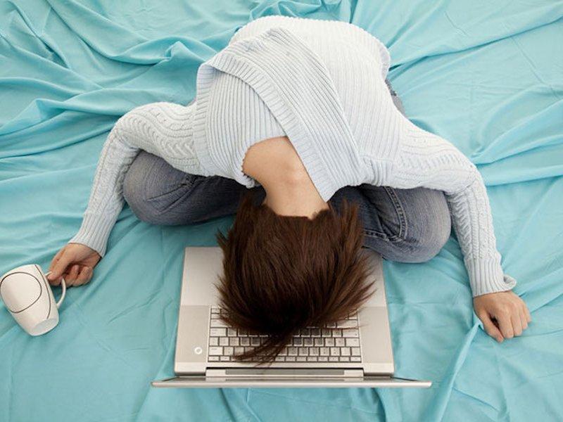 Как хроническая усталость разрушает жизнь