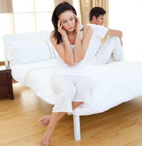 Стресс может стать причиной бесплодия