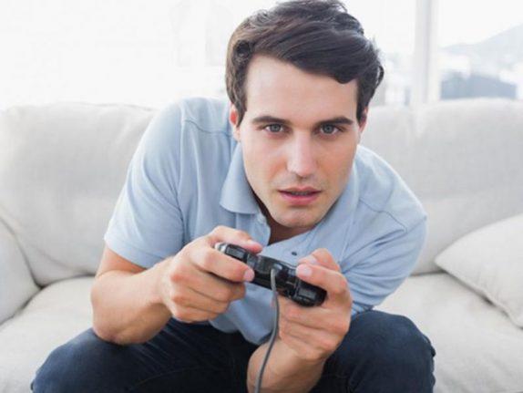 Мужчины генетически склонны к игромании