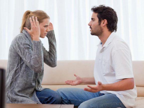 Ссоры с партнером идут на пользу отношениям