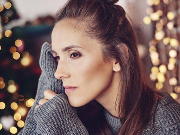 Новогодние праздники связаны с депрессией