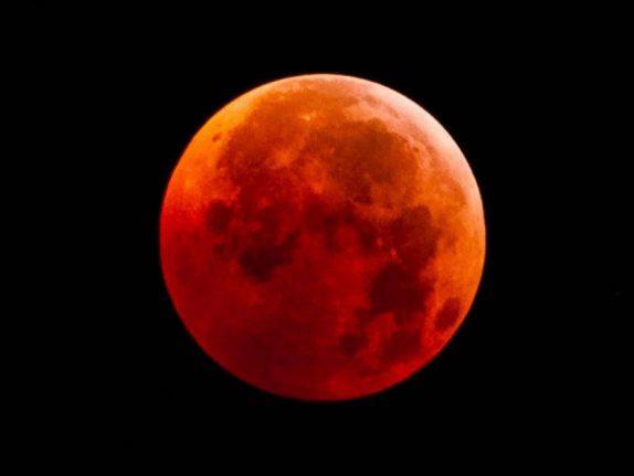 Как влияет на здоровье лунное затмение
