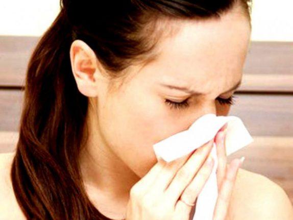 Насморк может довести до депрессии