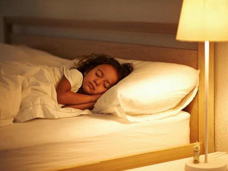 Искусственное освещение грозит детям раком и депрессиями