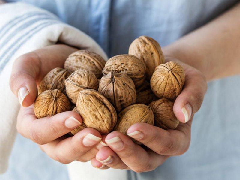 Грецкие орехи помогают от депрессии