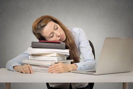 Недосып усиливает невнимательность в пять раз