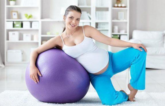 Физическая активность в третьем триместре беременности