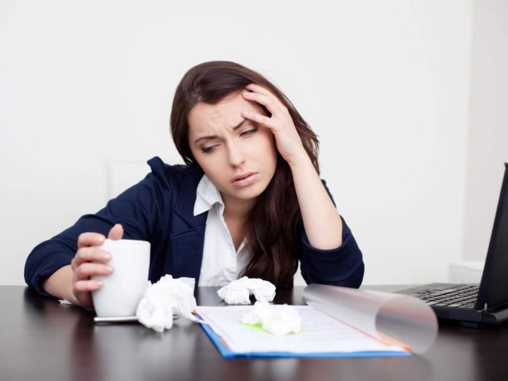 Эксперты рассказали, как справиться с усталостью офисным работникам