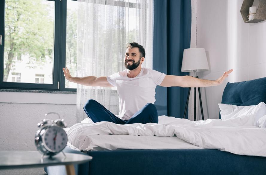5 вещей с которых нужно начинать утро для заряда бодростью на весь день