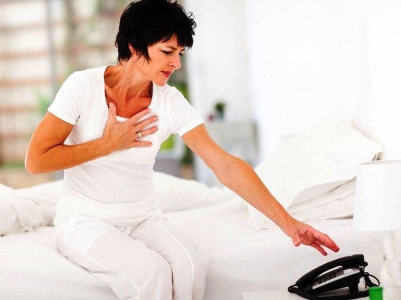 Стресс может быть главной причиной аритмии у людей без вредных привычек