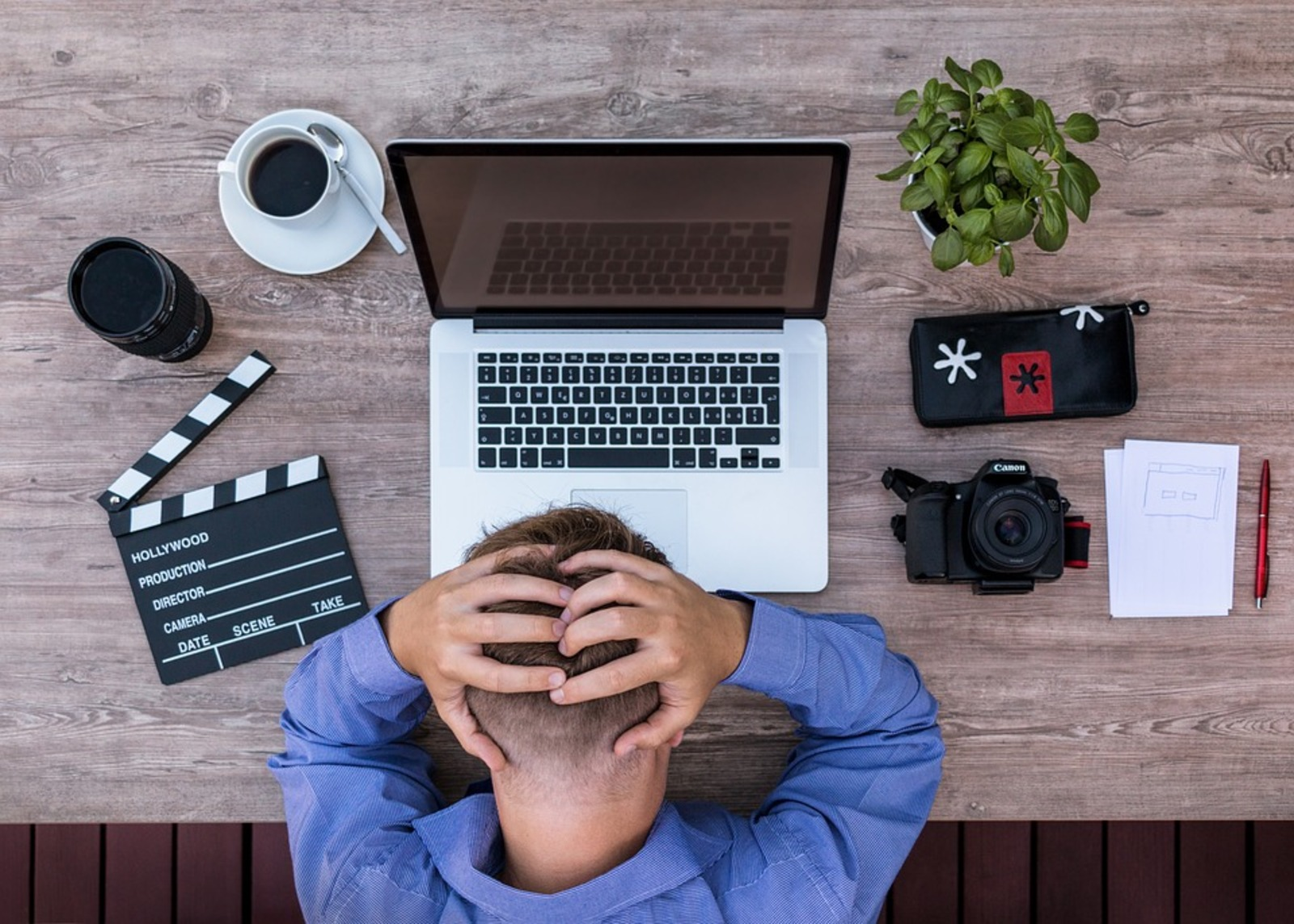«Дышите глубже и выпускайте пар»: психолог дала советы по борьбе со стрессом на работе