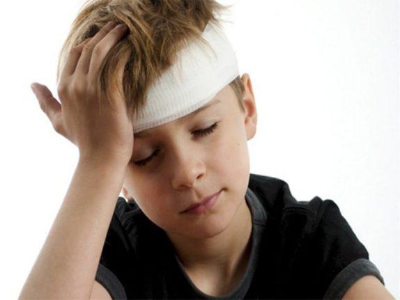 Легкие травмы головы в детстве повышают риск депрессий