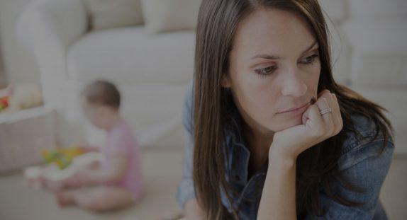 7 тревожных симптомов депрессии у женщин