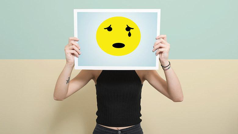 Слова способны преодолеть депрессию без таблеток