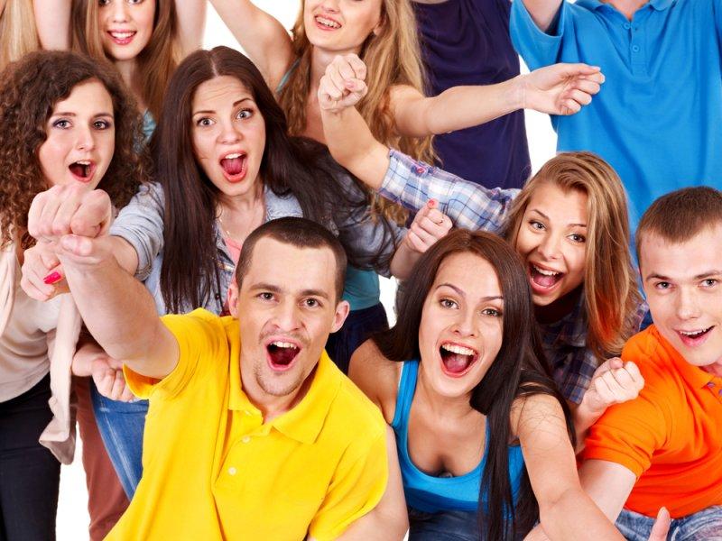 Подростки-бунтари становятся более добрыми взрослыми
