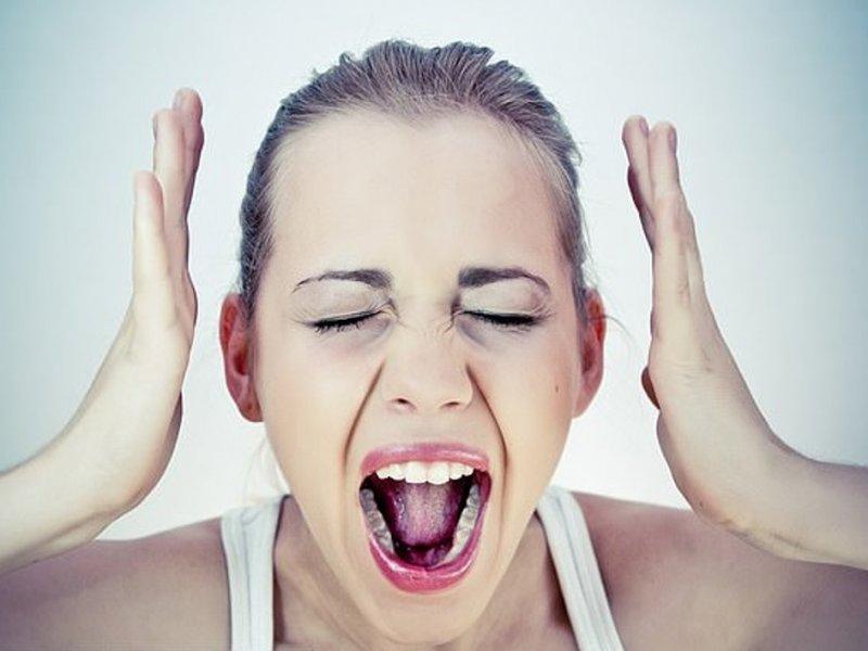 Удержание злости в себе опасно для женщин