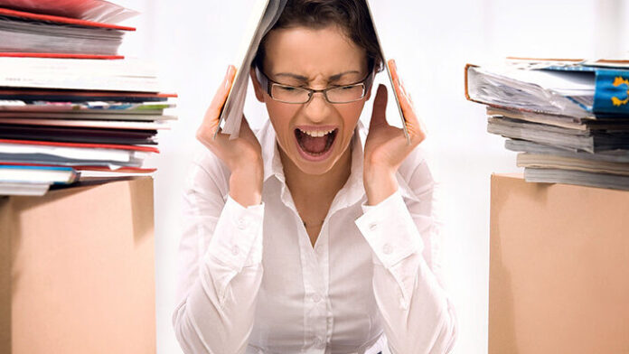 Названы самые опасные последствия стресса