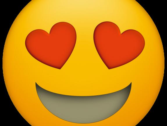 Эмодзи помогают людям найти «любовь»